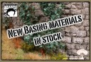 Stronghold Terrain - New Basing Materials
