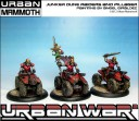 Urban War - Quad-group-shot