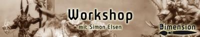 Workshop mit Simon Elsen
