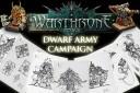 Warthrone - Dwarf Army Campaign