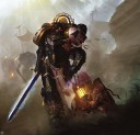 Warhammer 40.000 - Black Templar by Klausmasterflex