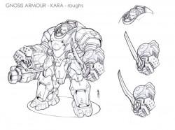 Kara Gnosis  Armour