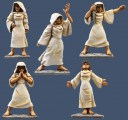 Pulp Figures - Female Cowled Cultists