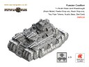 Dystopian Wars Russian Coalition Kursk Land Dreadnought