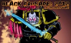 Black Crusade Banner