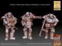 Clockwork Goblin - 15mm German Heavy Infantry Command