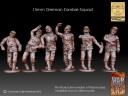 Clockwork Goblin - 15mm German Zombie Squad