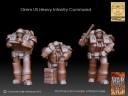 Clockwork Goblin - 15mm US Heavy Infantry Squad