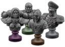 Relic Board Game Figuren