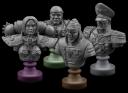 Relic Board Game Figuren