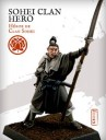 Zenit Miniatures - Sohei Clan Hero