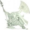 Mantic goblin hero