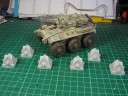 Secret Weapon Miniatures - Gothic Tank Traps