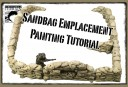 Stronghold Terrain - Sandbag Painting Tutorial