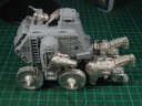 Warmachine - Khador Battle Engine Gun Carriage