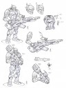 Warpath - Enforcers Heavy Weapons