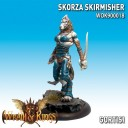 Wrath of Kings - Gortisi Skorza Skirmisher