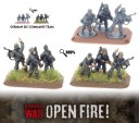 Open Fire Preview German Command