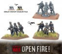 Open Fire Preview German Company