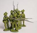 Preussischer Musketier 4