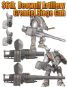 Beowulf Grendel cannon
