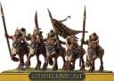 Centigor-Herde der Tiermenschen Finecast