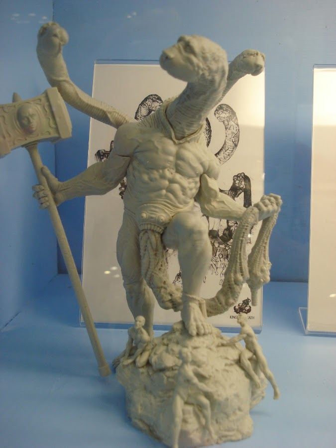 More New Kingdom Death Appears & Game Box Finalised