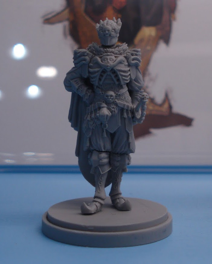 Tabletop Fix: Kingdom Death - Monster Plastic Previews