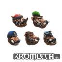Warhogh Heads
