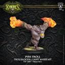 Pyre Troll Resculpt