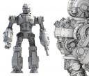 Dominion of Canada - Steele Class Robot