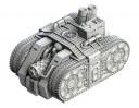 Polish-Lithuanian-Commonwealth SWZ3 Palnik Class Flame Tank