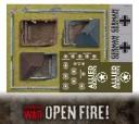 Flames of War Open Fire Geländemarker 1