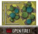 Flames of War Open Fire Geländemarker 2