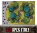 Flames of War Open Fire Geländemarker 3