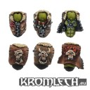 Kromlech Orc Pilots torsos