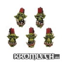 Ottoman Orc heads 1