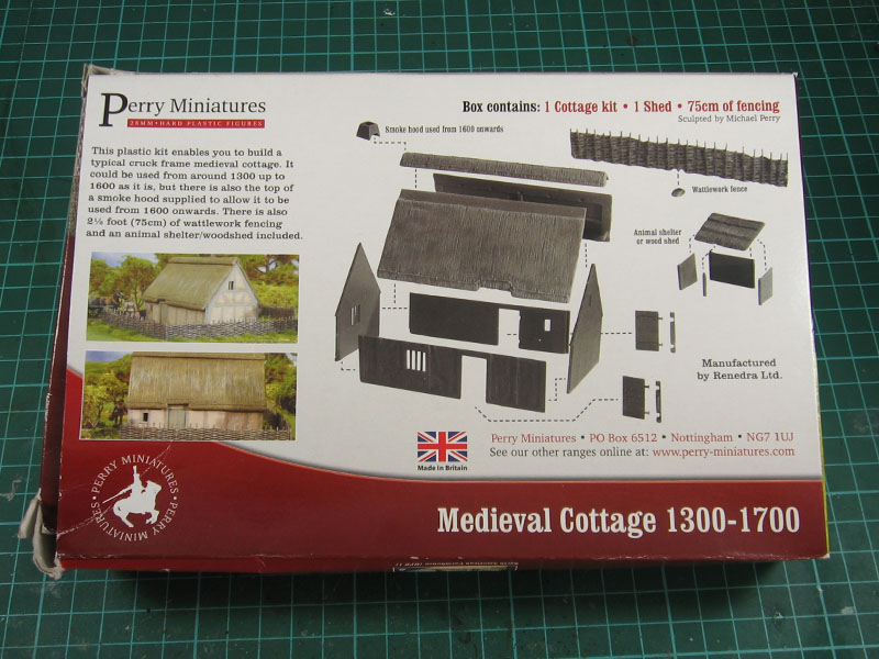 Review: Perry Cottage – Brückenkopf-Online.com – das Tabletop-Hobby ...