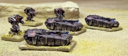 Firestorm Invasion Dindrenzi tank hunters