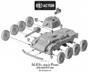 Bolt Action - Puma Diagramm