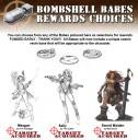 Kickstarter Bombshell Babes 1