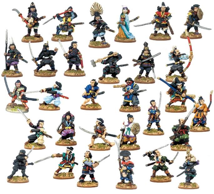 Samouraï Foundry Fou_Samurai