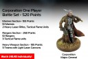 Corporation One Player Set Inhalt