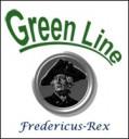Fredericus Rex Green Line Logo