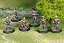 Legions Line Infantry show no remorse