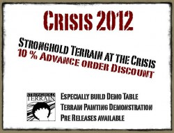 Stronghold Terrain - Crisis 2012