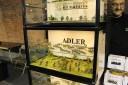 Crisis 2012 - Adler Miniatures