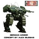 German Walker Concept
