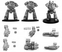 LEGION CONTEMPTOR DREADNOUGHT TALON