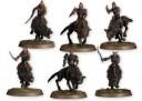 Hobbit Jägerorks auf Düsterwargen
